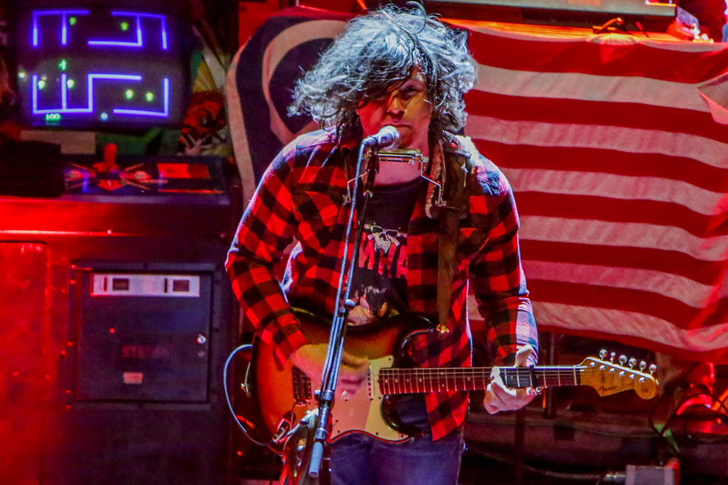 Description of . Ryan Adams performs at Red Rocks Amphitheater on Aug. 17, 2016. Photos by Michael McGrath heyreverb.com.